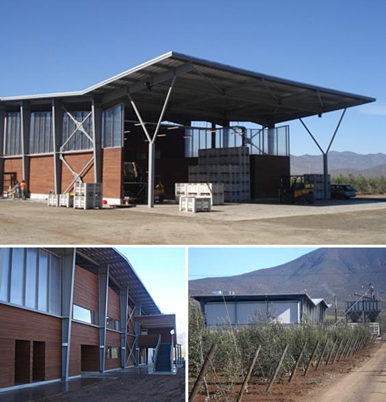 Rdlb proyecto planta aceite de oliva olave for Plantas de oficinas arquitectura